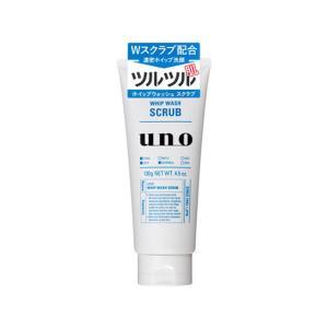 エフティ資生堂/UNO(ウーノ) ホイップウォッシュ スクラブ130g jetprice