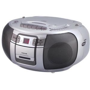 コイズミ/CDステレオラジカセ マイク付/SAD-4943/S|jetprice