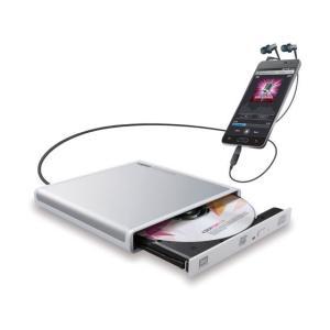 エレコム/Android用CD録音ドライブ WH/LDR-PMJ8U2RWH|jetprice
