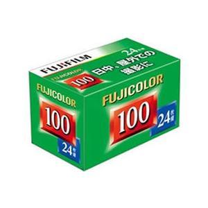 富士フイルム/FUJICOLOR-S 100 24枚撮/FUJICOLORS100 24EX