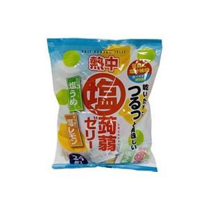 ジェイファーム/塩梅塩レモン蒟蒻ゼリー|jetprice