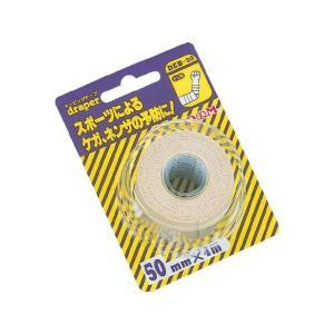 D&M/テーピング エラスチックテープ伸縮性厚手ブリスターパック 50mm|jetprice
