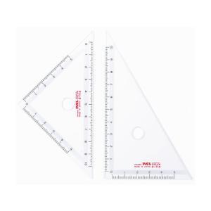 西敬/パルカラー定規 10cm三角定規/PT-4 jetprice