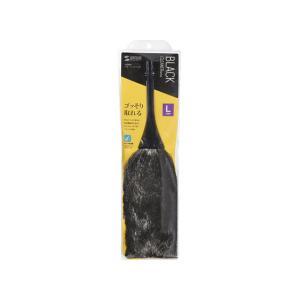サンワサプライ/クリーニングブラシ Lサイズ ブラック/CD-KBR1