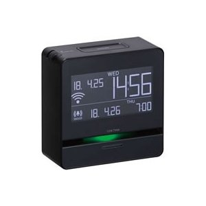 キングジム/スマートプログラムアラーム Link Time 黒/LT10クロ|jetprice