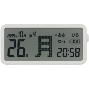 キングジム/デジタル日めくりカレンダー/AM60シロ jetprice