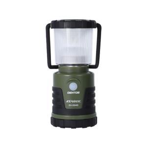 ジェントス/LEDランタン Explorer 440lm 光色切替/EX-334D|jetprice