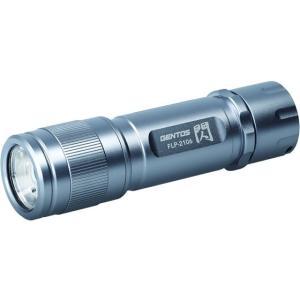 ジェントス/LEDライト 閃シリーズ 300lm/FLP-2106|jetprice