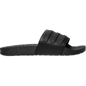 (取寄)アディダス メンズ アディレッタ ブースト サンダル Adidas Men's Adilette Boost Sandal Black|jetrag