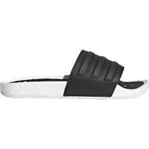 (取寄)アディダス メンズ アディレッタ ブースト サンダル Adidas Men's Adilette Boost Sandal White|jetrag
