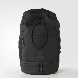 アディダス オリジナルス リュック メンズ SL バケット パック 黒 ブラック adidas originals Men's SL BUCKET PACK Black|jetrag