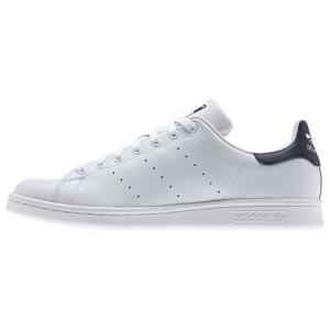 アディダス スタンスミス 紺 オリジナルス メンズ スニーカー ホワイト ネイビー adidas Men's Stan Smith Shoes White/Navy jetrag