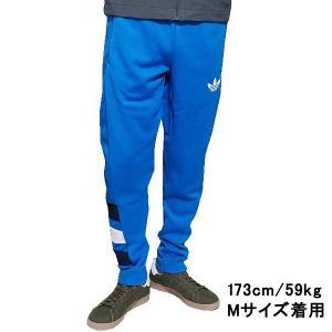 アディダス オリジナルス メンズ トレフォイル FC トラック パンツ adidas originals Men's Trefoil FC Track Pants Bluebird