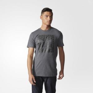 アディダス オリジナルス メンズ ブラックバード リフレックス ティー Tシャツ adidas originals Men's Blackbird Reflex Tee Dark Grey Heather jetrag