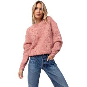 (取寄)レイルズ レディース マラ セーター Rails Women Mara Sweater Rose|jetrag