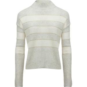 (取寄)レイルズ レディース エリーゼ セーター Rails Women Ellise Sweater Mist/Ivory Stripe|jetrag