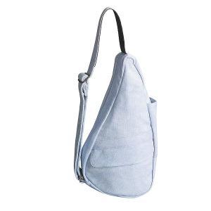 アメリバッグ キャンバス ヘルシーバックバッグ ドルフィンブルー XSサイズ AmeriBag Canvas Healthy Back Bag Extra-Small Dolphin Blue|jetrag