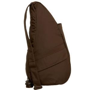 アメリバッグ マイクロファイバー ヘルシーバックバッグ Sサイズ チョコレート AmeriBag Microfiber Healthy Back Bag Dark Chocolate Small|jetrag
