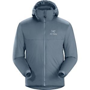 (取寄)アークテリクス メンズ アトム AR フーデッド インサレーテッド ジャケット Arc'teryx Men's Atom AR Hooded Insulated Jacket Neptune|jetrag