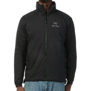 アークテリクス メンズ アトム AR インサレーテッド ジャケット Arc'teryx Men's Atom AR Insulated Jacket Black|jetrag
