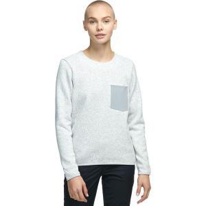 (取寄)アークテリクス レディース コバート セーター Arc'teryx Women Covert Sweater Athena Grey Heather|jetrag