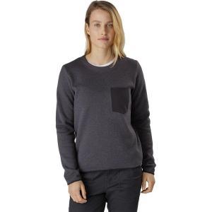(取寄)アークテリクス レディース コバート セーター Arc'teryx Women Covert Sweater Whiskey Jack Heather|jetrag