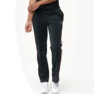 (取寄)チャンピオン レディース トラック パンツ ワイド レッグ Champion Women's Track Pant Wide Leg Black|jetrag