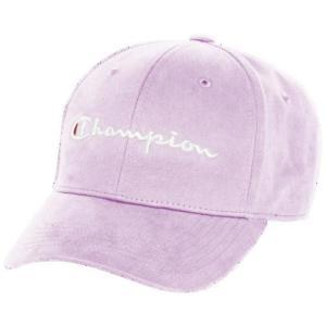 (取寄)チャンピオン メンズ クラシック ツイル スクリプト ハット - アダルト Champion Men's Classic Twill Script Hat - Adult Pale Violet Rose|jetrag