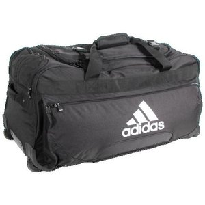 (取寄)アディダス チーム ホイール バッグ adidas Team Wheel Bag Black|jetrag
