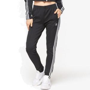(取寄)アディダス レディース オリジナルス アディカラー スーパースター トラック パンツWomen's adidas Originals Adicolor Superstar Track Pants Black|jetrag