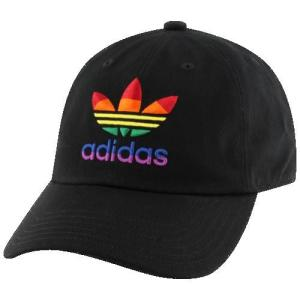 (取寄)アディダスオリジナルス プライド ハット adidas Originals Pride Hat Black Rainbow|jetrag