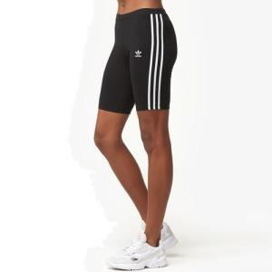 (取寄)アディダス レディース オリジナルス 3ストライプ サイクリング ショーツWomen's adidas Originals 3-Stripe Cycling Shorts Black Black Black|jetrag