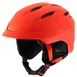 (取寄)ジロ シーム スキー ヘルメット Giro Men's Seam Ski Helmet Matte Glowing Red|jetrag
