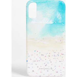 (取寄)グレーマリン ザ ボンダイ アイフォン ケース Gray Malin The Bondi iPhone Case Multi jetrag