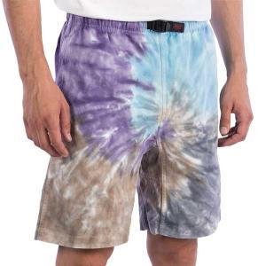 グラミチ オウスリー Gショーツ  Gramicci Owsley G-Shorts Tie Die (登山 アウトドア ハーフパンツ ショートパンツ ファッション ブランド 海外モデル)|jetrag