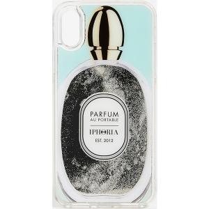 (取寄)アイフォリア ラウンド パフューム アイフォン X ケース Iphoria Round Perfume iPhone X Case Mint|jetrag