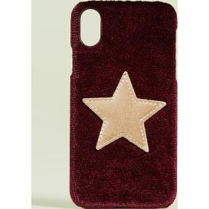 (取寄)アイフォリア ベルネット アイフォン X ケース Iphoria Velvet iPhone X Case Purple|jetrag
