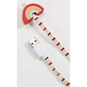 (取寄)アイフォリア レインボー ライトニング アイフォン ケーブル Iphoria Rainbow Lightning iPhone Cable Rainbow|jetrag