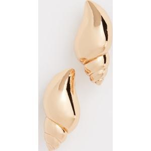 (取寄)ケイトスペード アンダー ザ シー チューリップ スタッズ ピアス Kate Spade New York Under The Sea Tulip Stud Earrings Gold jetrag