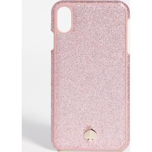 (取寄)ケイトスペード グリッター インレイ アイフォン ケース Kate Spade New York Glitter Inlay iPhone Case RoseGold jetrag