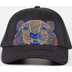 (取寄)ケンゾー ネオン タイガー ハット KENZO Neon Tiger Hat Black|jetrag