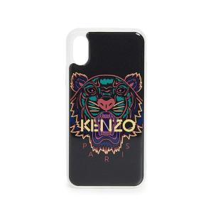 ケンゾー 3D タイガー ヘッド アイフォン X / XS ケース iPhoneケース KENZO 3D Tiger Head iPhone X / XS Case Black アイフォンテン アイフォンテンエス jetrag