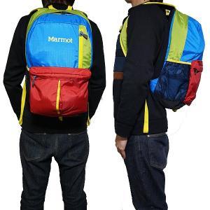 マーモット カリストーガ バックパック Marmot Calistoga Backpack Fire/Green Lichen|jetrag