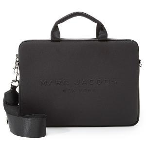マークジェイコブス パソコンバッグ 13インチ ブラック Marc Jacobs Commuter Neoprene 13