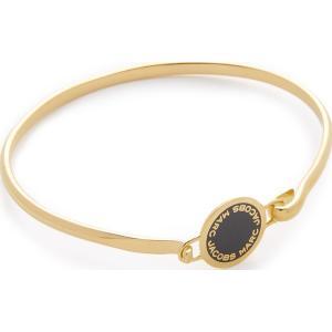 マークジェイコブス エナメル ロゴ ディスク ヒンジ ブレスレット Marc Jacobs Enamel Logo Disc Hinge Bracelet jetrag