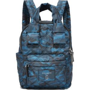 マークジェイコブス リュック カモ ナイロン ノット バックパック Marc Jacobs Camo Nylon Knot Backpack【レディース ファッション ブランド かわいい】|jetrag