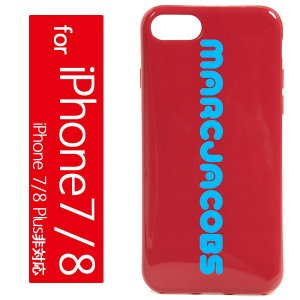 Marc Jacobs Logo iPhone 7 / 8 Case マークジェイコブス ロゴ iPhone 7 / 8 ケース PinkMulti jetrag