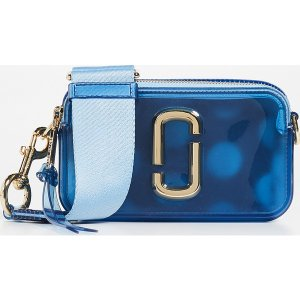 (取寄)マークジェイコブス ザ ゼリー スナップショット カメラ バッグ Marc Jacobs The Jelly Snapshot Camera Bag Blue|jetrag