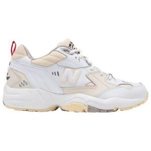 208a77b6780e2 ニューバランス メンズ スニーカー608 New Balance Men's 608 White Grey シューズ 靴 jetrag