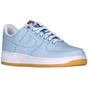【訳あり アウトレット】NIKE ナイキ メンズ エアフォース 1 LV8 スニーカー Nike Men's Air Force 1 LV8 Light Blue Light Blue White Gum Light Brown|jetrag
